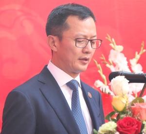 孟加拉华侨华人联合会会长        庄立峰先生